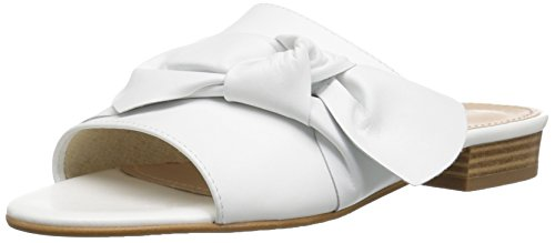 Aldo White Sandal Slide B Women 5 US Bowwie AA7qFw6