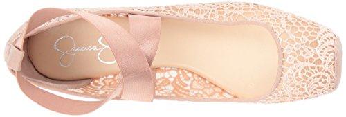Jessica Simpson Des Femmes De Ballet Maggda Plat Blush Nude
