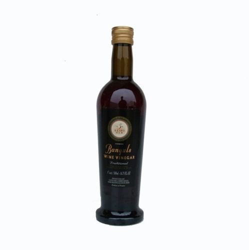 Banyuls Traditional French Red Wine Vinegar, Aged 5 Years, 16.9 Ounce