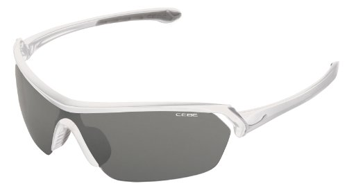 Cebe Men's Eyemax Sunglasses,White,One - Cebe Sunglasses
