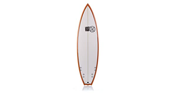 Light Unisex Quad Tabla de Surf, unisex, LSB008, blanco, 65: Amazon.es: Deportes y aire libre
