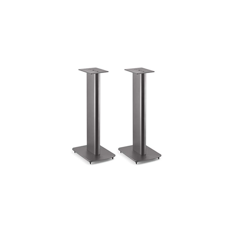KEF Performance Speaker Stand (Titanium,