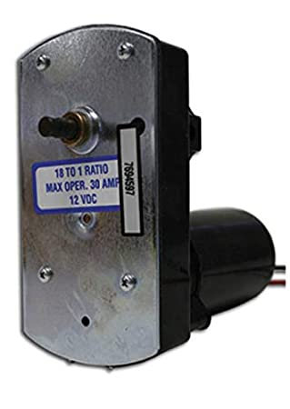 AP Products 014-132682 Venture Actuator Motor 18:1 on