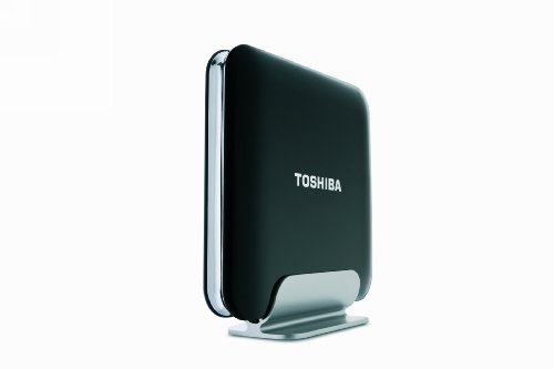 Toshiba 1 TB USB 2.0/eSATA Desktop External Hard Dive PH3100U-1EXB (Video Toshiba Projector)