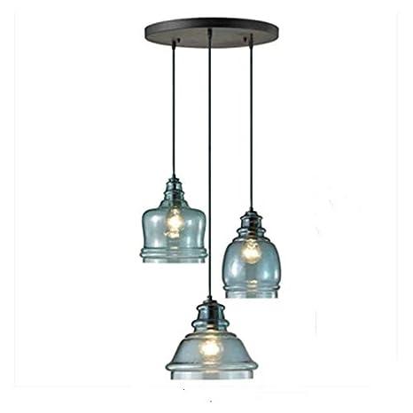 Amazon.com: EUJEID Lámparas De Araña De Comedor, Lámpara De ...
