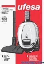 Ufesa FA0113 accesorio y suministro de vacío - Accesorio para aspiradora (AS2018N AS2020N AT4213 AT4214 AT4215, 7 pieza(s), 1 pieza(s)): Amazon.es: Hogar
