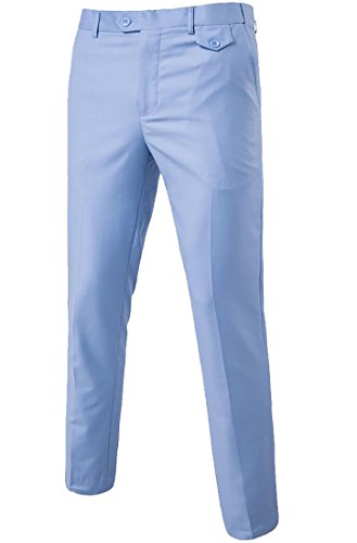 light blue khakis - 3
