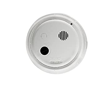 GENTEX GIDDS-2498782 2498782 Photoelectric Smoke Alarm, Hardwired With Battery Backup And Relay Contacts, Interconnected, Wall Mount