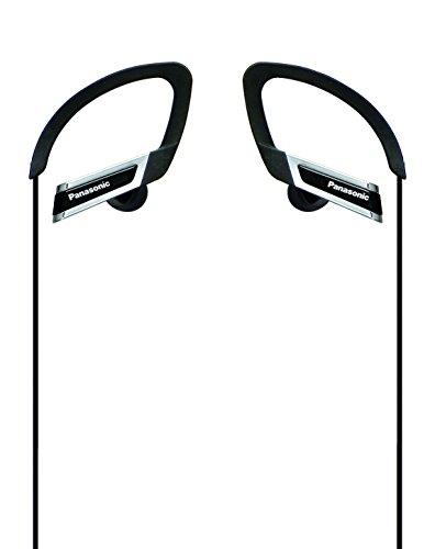 Panasonic clip headphone stereo mini-plug Black RP...