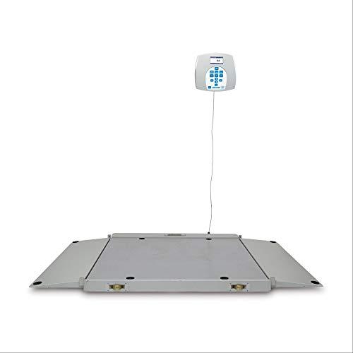 (Pelstar 2700KL Digital portable wheelchair scale - lb/kg (44