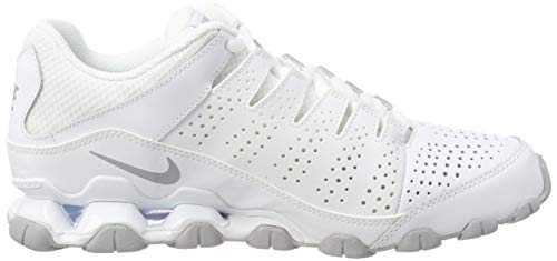 Reax Scarpe Grey 8 001 Basse Tr Uomo white Nike Ginnastica Bianco Da white wolf UdqpUw
