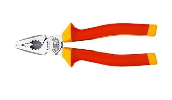 Gave herramientas - Alicates universal aislado 180mm: Amazon.es: Bricolaje y herramientas