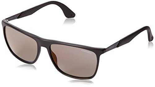 Carrera de hombre S sol Grey Rectangulares Black 5018 Mat Copper Gafas Negro Speckled para Black FFRxrZ