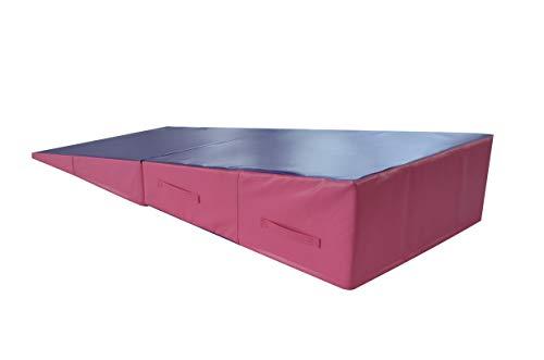 Champion Gymnastics LLC Gymnastics Incline Mat (Purple)