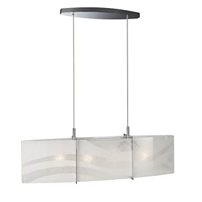 Philips 37500/11/48 Roomstylers Pendant Light, Chrome