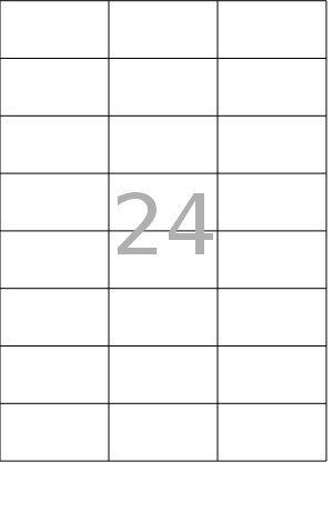 100x DIN A4 Etiketten Klebeetiketten selbstklebend Bögen weiß Größe 105 x 70 mm