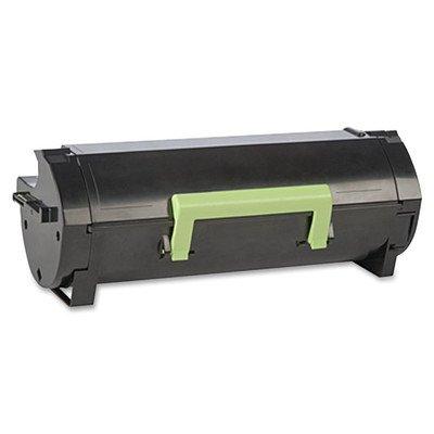 Lexmark 60F1X00 (601X) Toner Cartridge, Black - in Retail Packaging