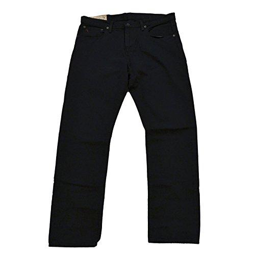 Polo Ralph Lauren Mens Classic Fit 867 Jeans (30x30, Hudson Black)