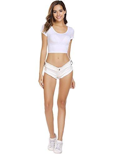 micro shorts - 9
