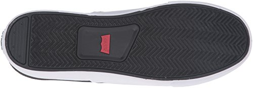Levis Mens Jordy Buck Ii Fashion Sneaker Nero