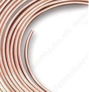 5 Metre 6mm Copper Brake Pipe Fuel Pipe
