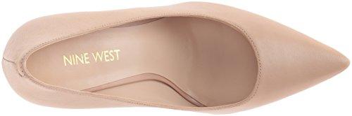 NINE WEST nwJACKPOT - Zapatos para mujer Color piel (nude)