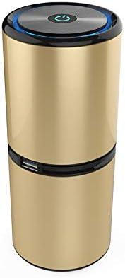 QYHSS Purificador Aire AutomóVil, Ionizador PortáTil Generador ...