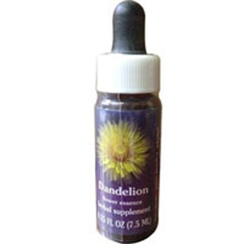 - Flower Essence Services Dandelion Dropper Herbal Supplements, 0.25 Ounce