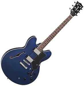 Tanglewood TSB 59 BL Semi guitarra acústica, color azul: Amazon.es ...