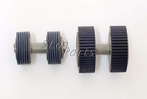 Printer Parts Original New PA03540-0001 PA03540-0002 for Fujitsu 6130 Fi-6130 Fi-6130Z Fi-6230 Fi-6140 Fi-6125 Fi-6225 Z Pick Up Roller by Yoton (Image #6)