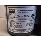 Dayton 23L370 1/30HP FRACTIONAL AC Induction Motor
