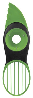 Oxo International 6 Packs 3-In-1 Avocado Slicer