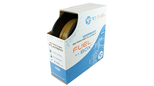 3D-Fuel 3D-Fuel Buzzed Beer-Infused PLA 3D Printer Filament 500g spool 2.85mm +- 0.05mm Made in USA by 3D-FUEL FUELING YOUR CREATIVITY