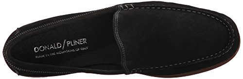NATE2 Pliner Distressed J Donald Suede Men's Black gCfpwAxqn