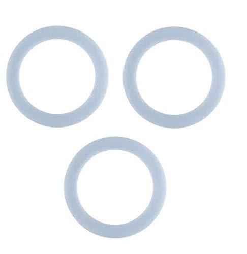 Blendin Premium silicona junta de goma O anillo de sello de juntas ...