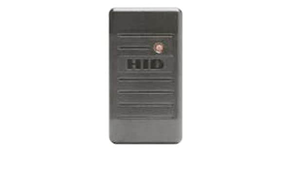 Gray HID Proxpro 5352 5352AGN00 Proximity Access Control Reader