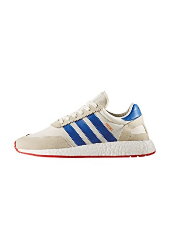 adidas Iniki I-5923 White Blue Red off white-blue-core red