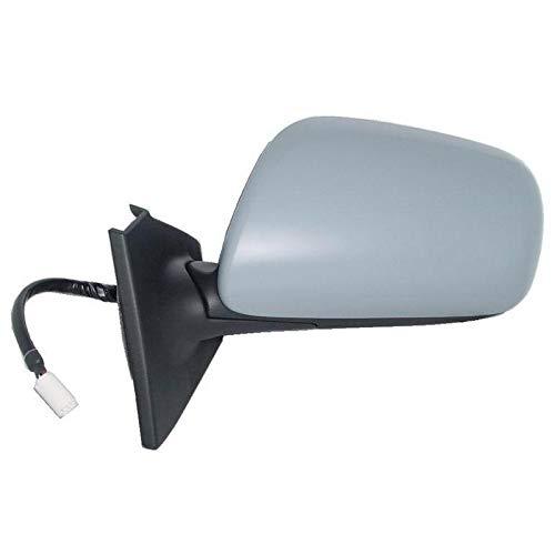Elettrico - Termico Lato Guida - Calotta Da Verniciare 7445611656612 Derb Specchio Specchietto Retrovisore Sx Sinistro