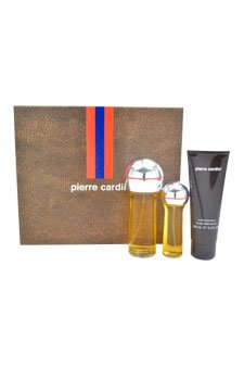 Pierre Cardin by Pierre Cardin for Men - 3 Pc Gift Set 2.8oz EDT Spray, 1oz EDT Spray, 3.3oz After Shave Balm