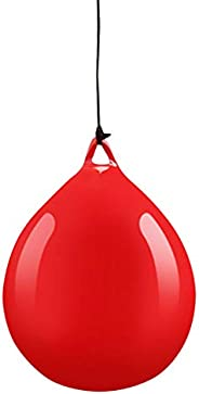 GEZICHTA Double end Bag Boxing Speed hedgeBall, Home Gym Pump Hook Water Injection PVC Exercise Agility Traini