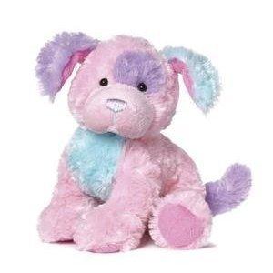 Webkinz Cotton Candy Puppy