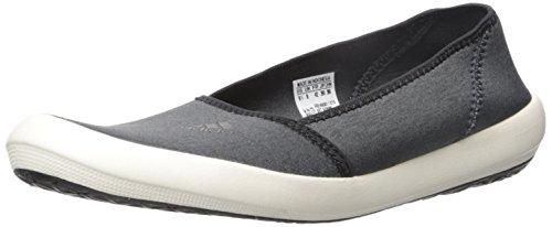 Black adidas On Water Heather outdoor Chalk Grey Women's White Shoe Dark Boat Sleek Slip xwqOxSIr