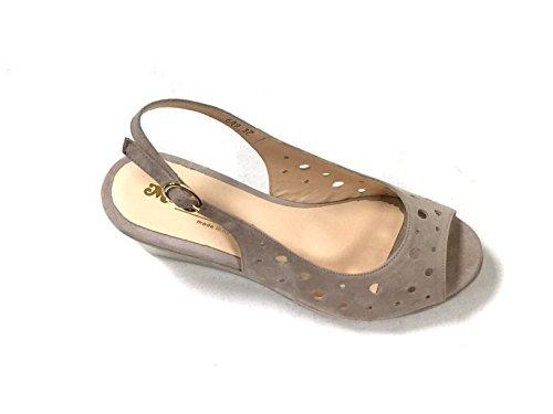 Melluso donna pe16 sandalo r7603 dune