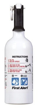 First-Alert-KFE2S5-5-BC-Kitchen-Fire-Extinguisher-White