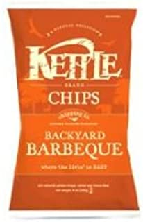 product image for Kettle Backyard Barbeque Potato Chips - 5 oz. bag, 15 per case