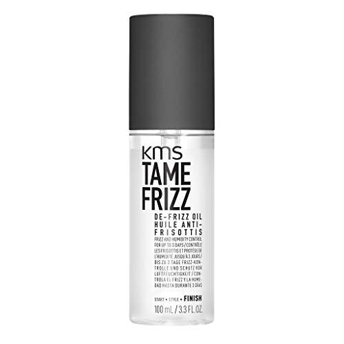 KMS California Tame Frizz De-Frizz Oil, 3.3 Fluid Ounce