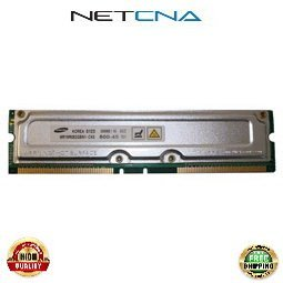 33L3252 256MB IBM Compatible Memory IntelliStation 184-pin PC800-45 ECC RDRAM RIMM 100% Compatible memory by NETCNA USA