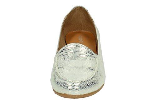 Mocasines Platino 1630 Aback Mujer V17 Zapatos Mocasín tqa0xwYxA