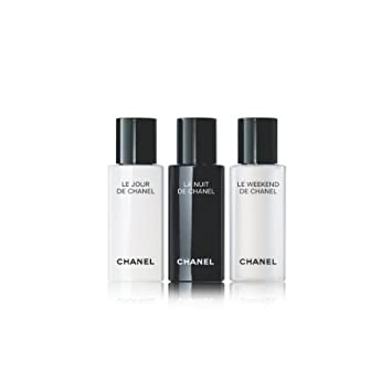 Chanel De Chanel Set: Le Jour 50ml + La Nuit 50ml + Le Weekend 50ml