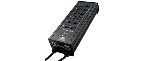 - Chauvet DJ Pro D6 6-Channel DMX-512 Dual 20A Power Dimmer Switch Relay Pack